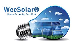 Image result for wccsolar logo