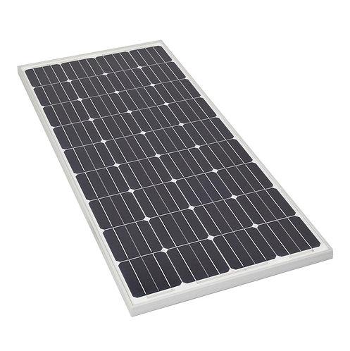 160W monokristallines Solarpanel 12V