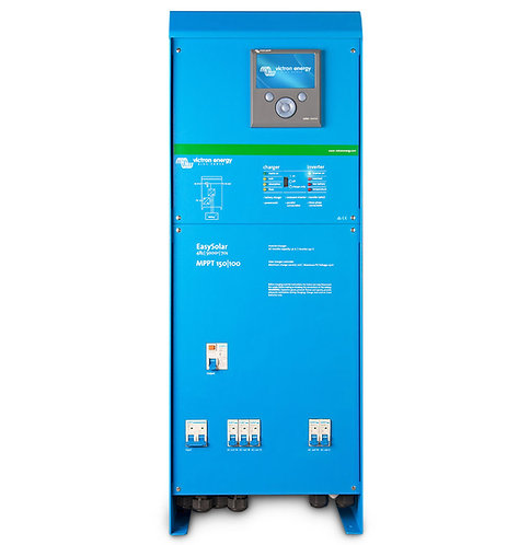Wechselrichter Victron EasySolar 48V 3000VA Ladegerät 35Amp MPPT 150V 70Amp