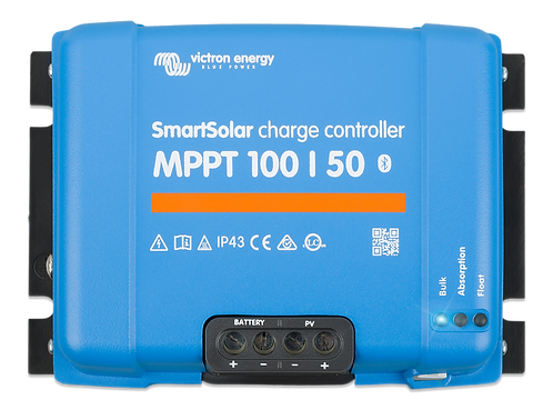 Regulador Victron SmartSolar MPPT 100/50