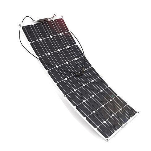 Panel solar Flexible 150w Monocristalino 12v ETFE