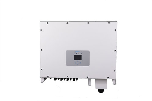 50 kW Dreiphasen-Solarwechselrichter-Netzeinspritzung mit Nullentladung 380 V.