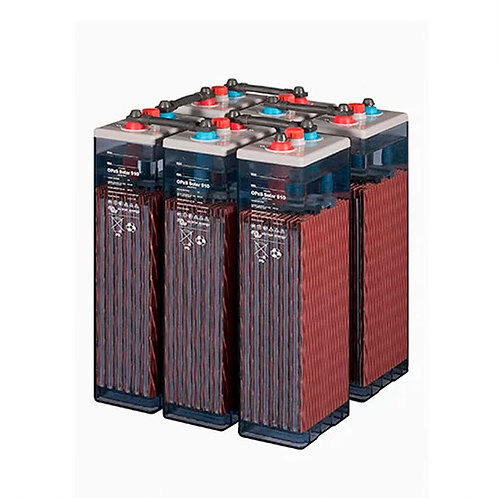 Baterías 6 Opzs 450Ah 2v Turbo Energy