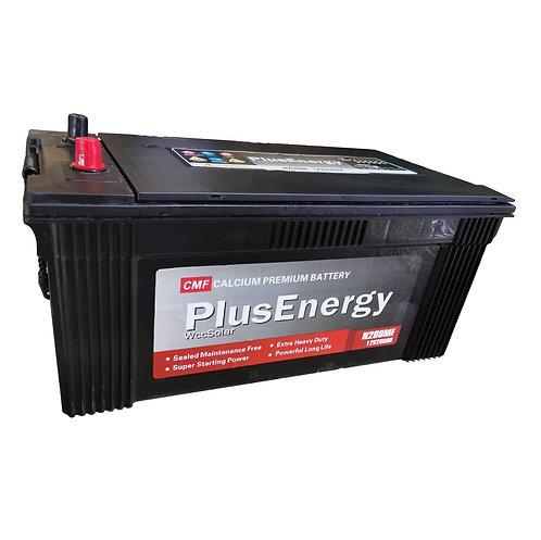 200Ah / 12V PlusEnergy versiegelte Solarbatterie