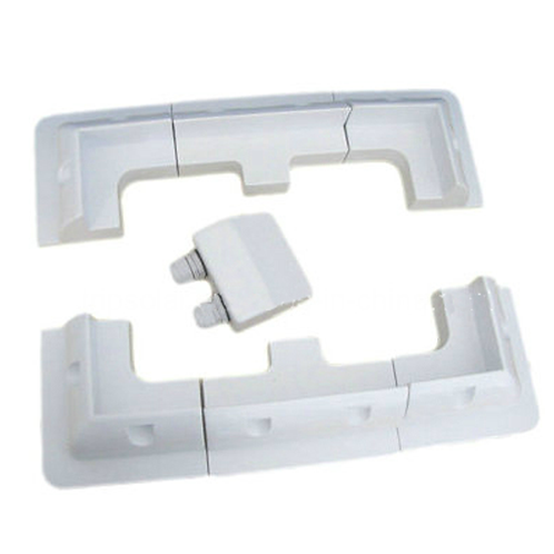 Supports for full motorhome 8 unit