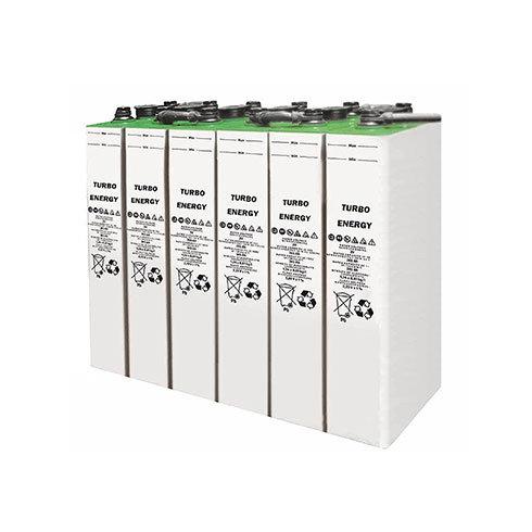12 Baterías Turbo Energy 4 SOPzS 347-493Ah 2v