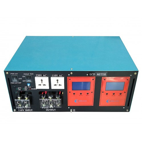 10000w 48v solar inverter Pure wave / 200A charger