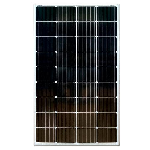 Panel Solar 100W  Monocristalino 12v