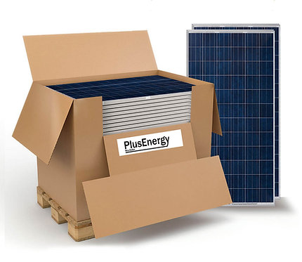 Polycrystalline 280W Solar Panel Pallet 30 Units