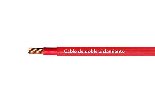 Cable Cobre 50 mm2 Libre Halógeno Rojo
