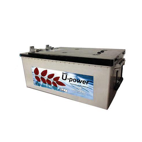 Batería solar AGM 160Ah / 12v U-POWER SP