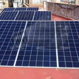 Instalación Solar para un Campeón