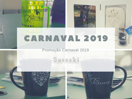 Promoção Carnaval 2019