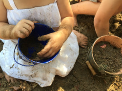 Dirt in bucket GREAT copy