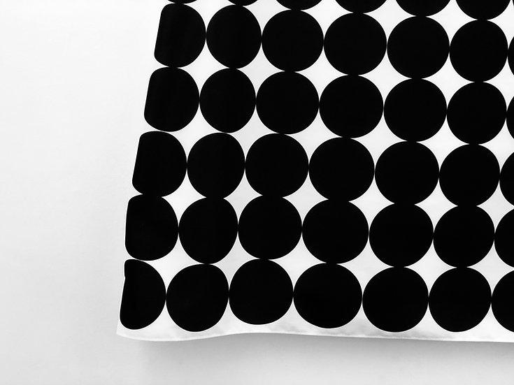 robe sixties inspiration Paco Rabanne / Paco Rabanne inspired dress black/white