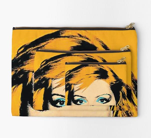 pochette Blondie façon Warhol