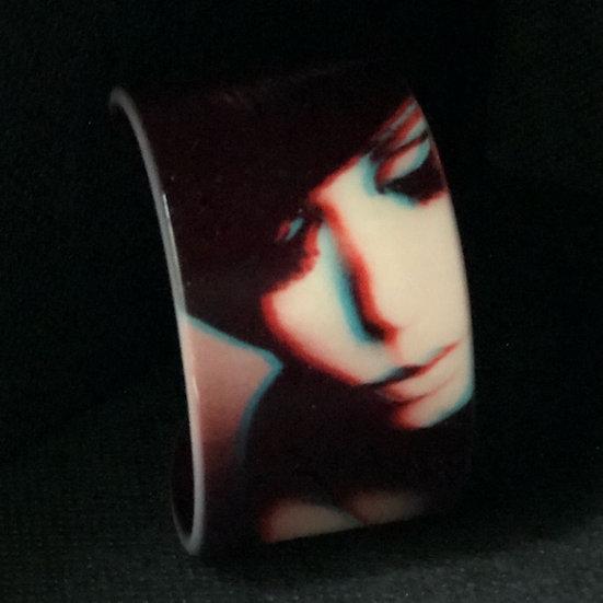 bracelet Peggy Moffitt in 3D
