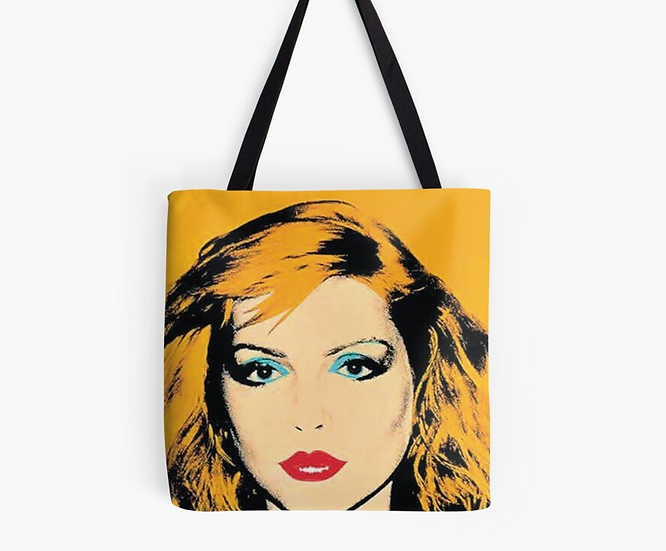 sac Debbie Harry façon Warhol