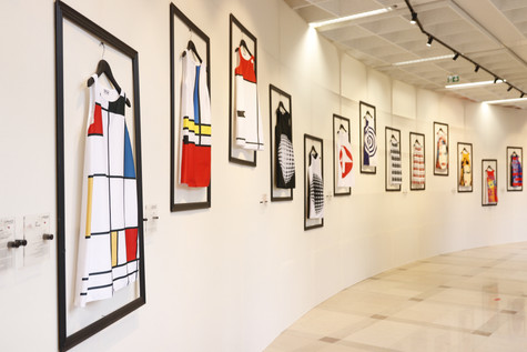 expositions robes tableaux