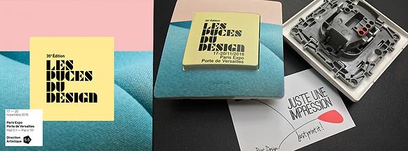 les Puces du Design 35ème édition