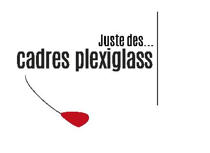 cadres, blocs plexiglass imprimés à poser