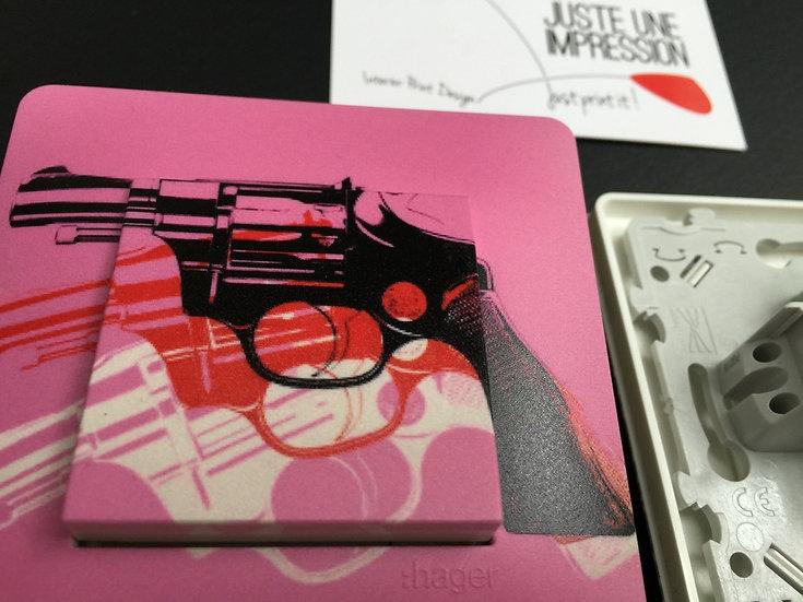 Interrupteur Bang by Warhol