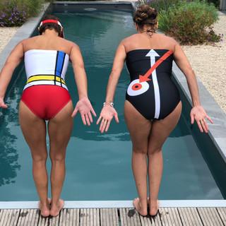 découvrir nos maillots de bain uniques & arty