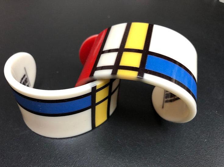 bracelet inspiration Mondrian