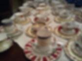 Beautiful. Elegant, Wonderful tea cups..