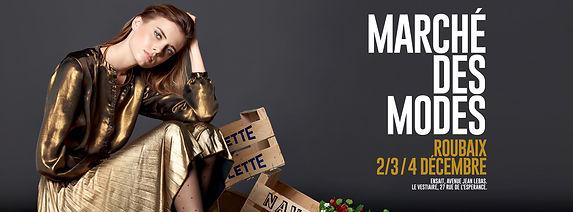 Marché des Modes de Maisons de Mode 2016