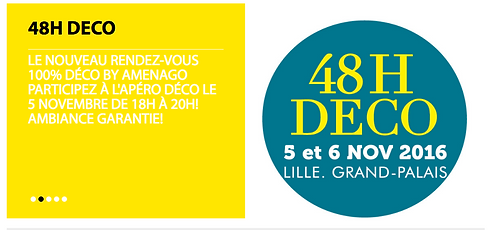 48H DECO Lille 2016