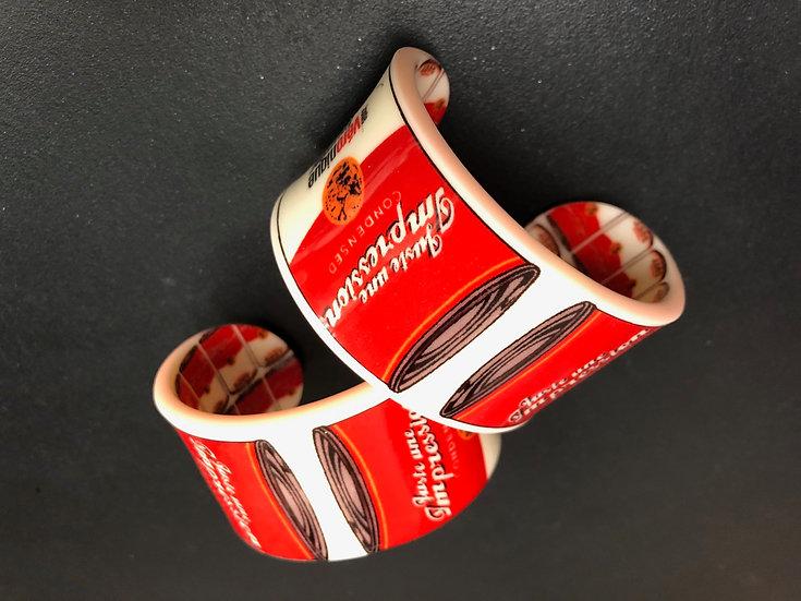 bracelet Juste une impression creative soup
