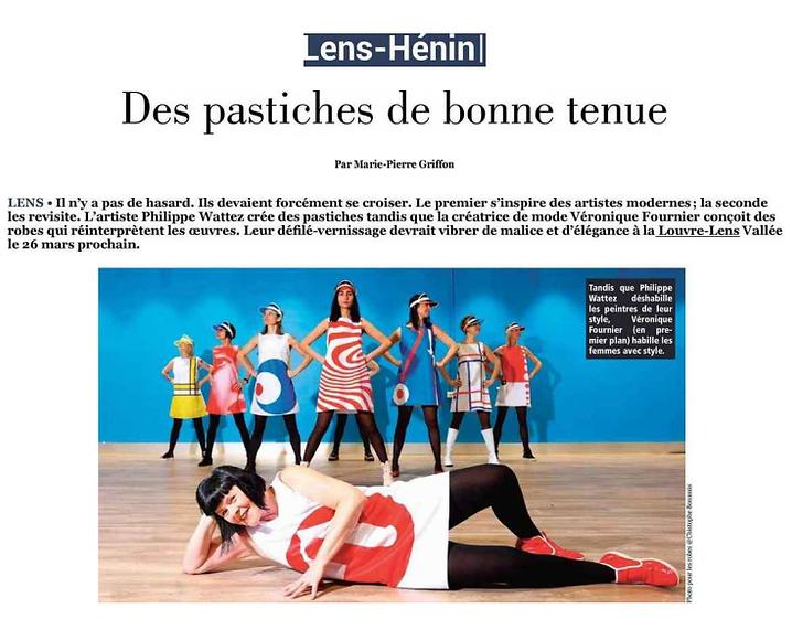 article l Echo du Pas-de-Calais Véronique FOURNIER