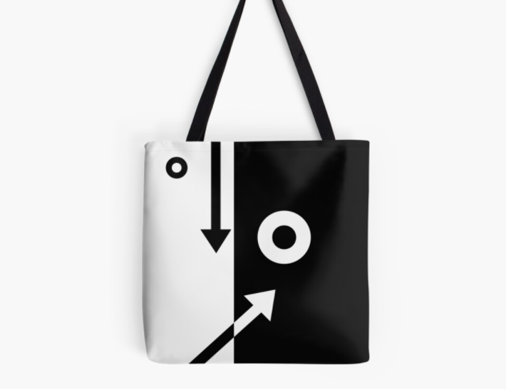 Sac Modernist Black & White
