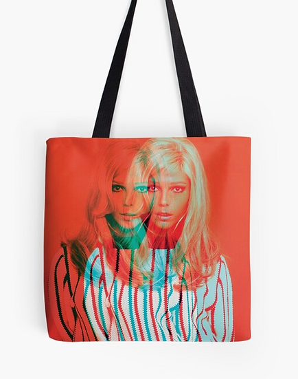 sac Nancy Sinatra 3D color effect