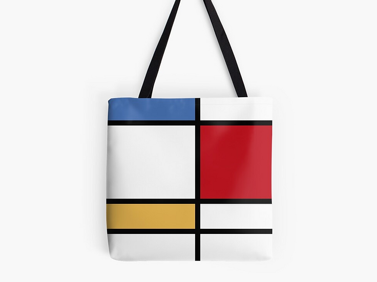 sac inspiration Mondrian