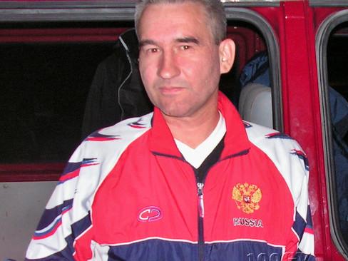 Ушел Жданович Олег Валентинович