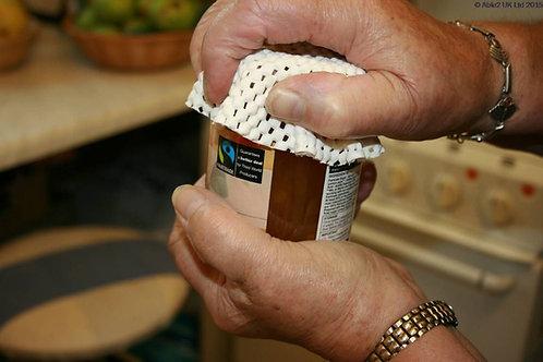 StayPut Twister Grips - 14cm - 4 per pack - Indigo
