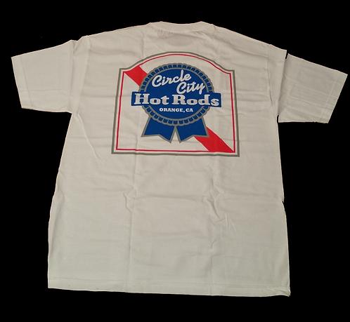 Ribbon T-Shirt  - Mens