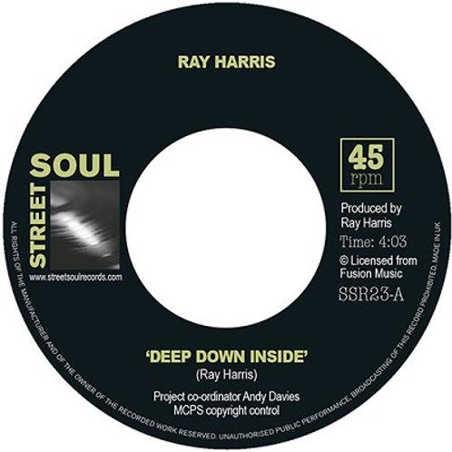 "Deep Down Inside 7"" Vinyl"