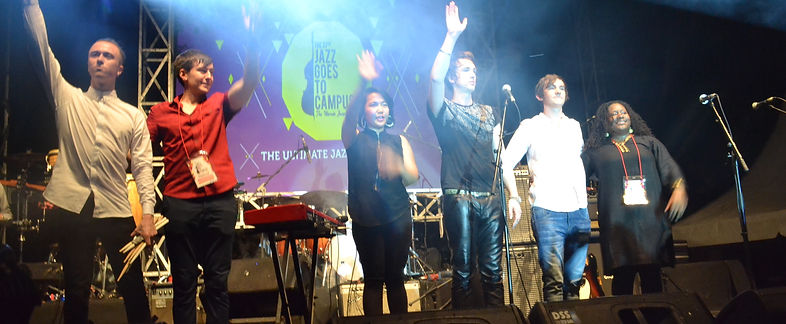 Ray Harris Jazz Goes To Campu Indonesia Google Music