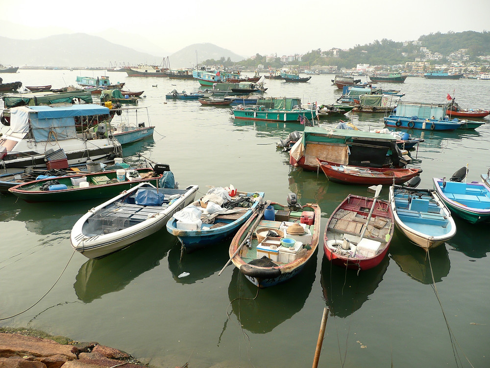 uncommon travel Cheung Chau Island