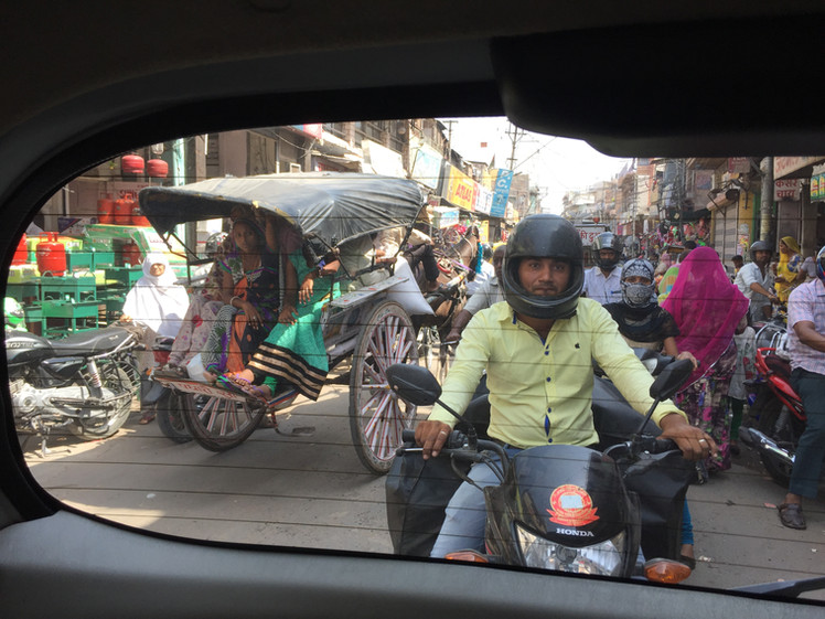 Jodhpur to Jaipur -- A Wild Kind of Grace