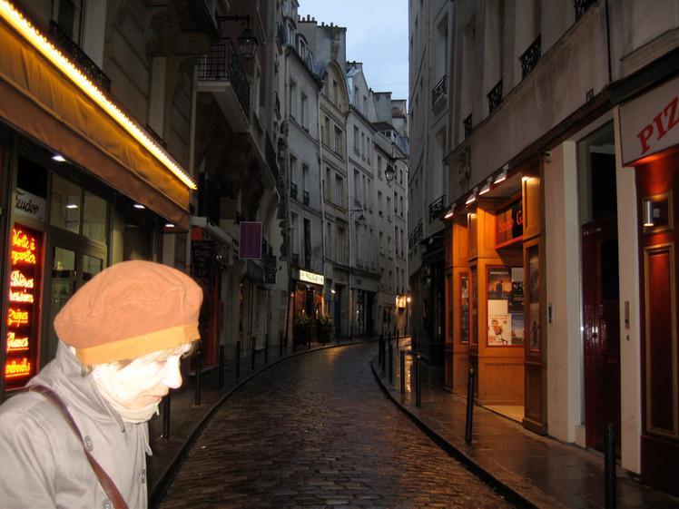Paris at an Angle