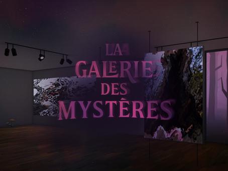Jeu vidéo éducatif sur l'art contemporain québécois