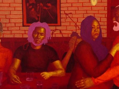 Des artistes noirs donnent un nouveau souffle à la peinture figurative