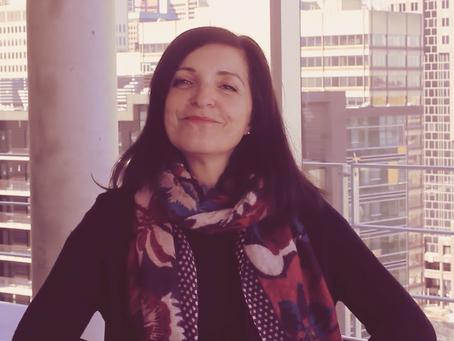 Entrevue vidéo avec Pascale Raynaud
