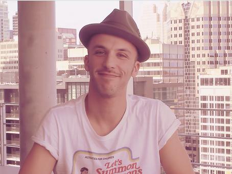 Entrevue vidéo avec K Goldstein
