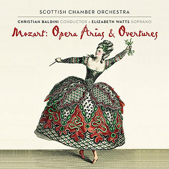 Recording of Scottish Chamber Orchestra by Christian Baldini