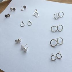 Putting my mind to it #jewellery #jewellerymaker #silversmith #handmade #babyasleep
